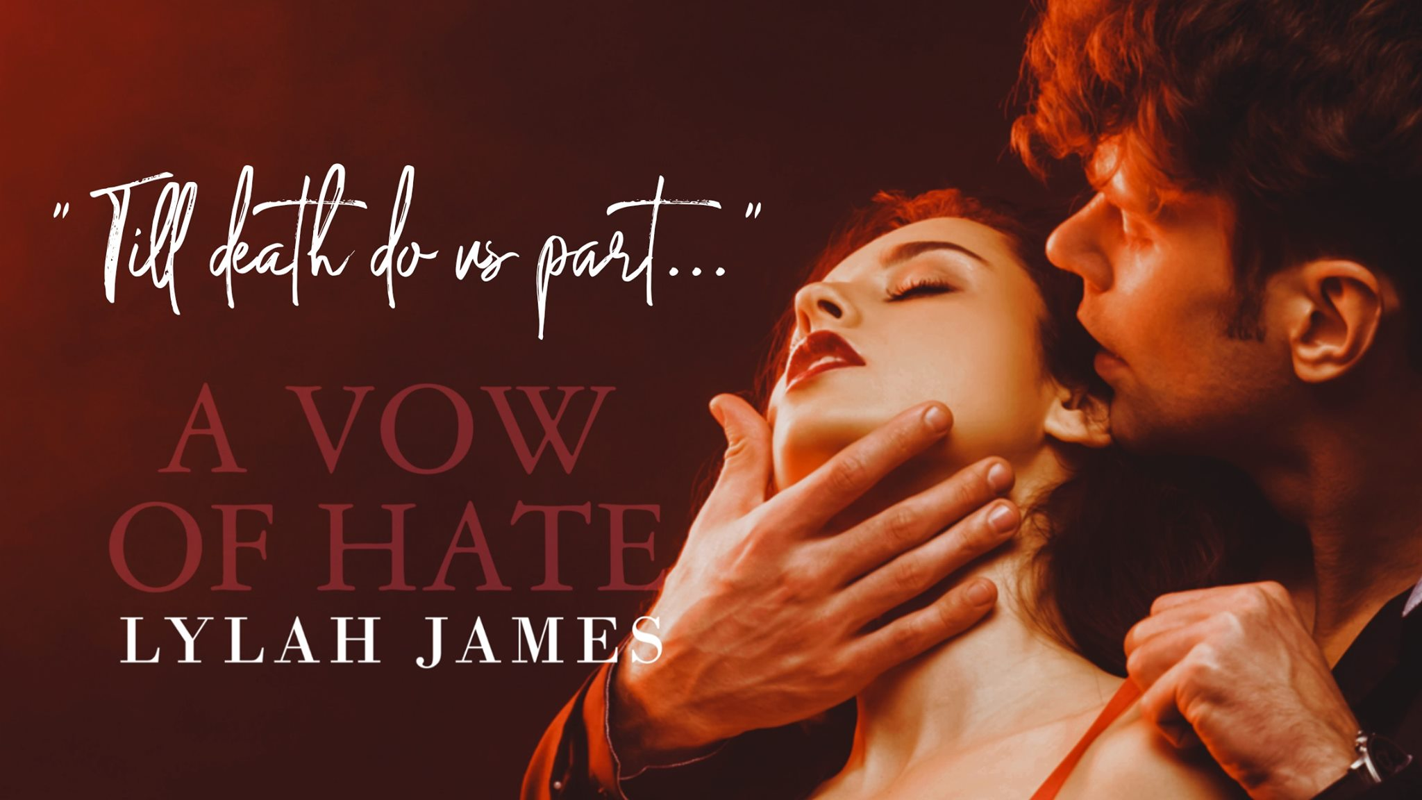 A Vow Of Hate | Lylah James