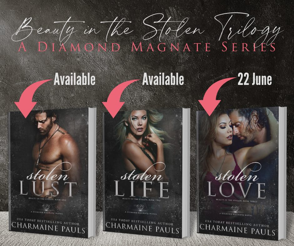 Stolen Love: A Diamond Magnate Novel