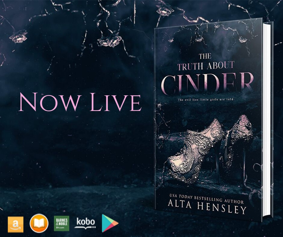 Alta Hensley - The Truth About Cinder