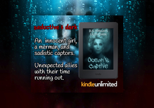 Ocean's Captive - D.S. Wrights & Lilith Dark