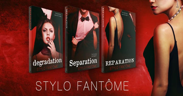 Stylo Fantome The Kane Series